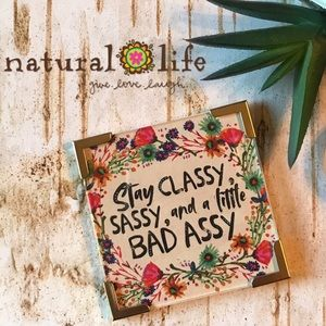 Natural Life Magnet